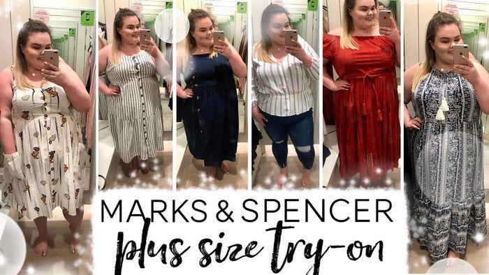 Marks&Spencer одежда size plus