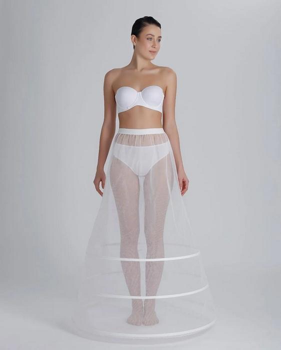 Нижняя одежда подъюбник для женщин, фото