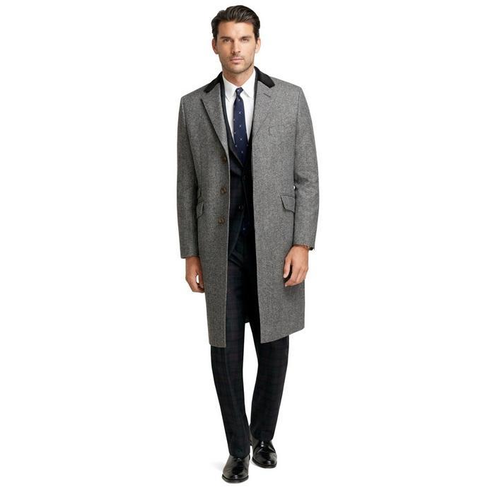 Пальто честерфилд для мужчин, фото