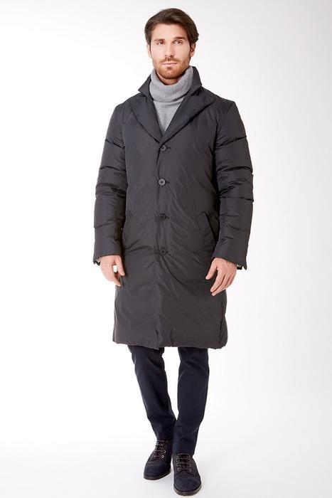 Пальто пуховик для мужчин, фото