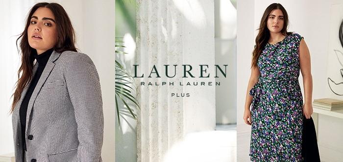 Ralph Лаурен одежда size plus