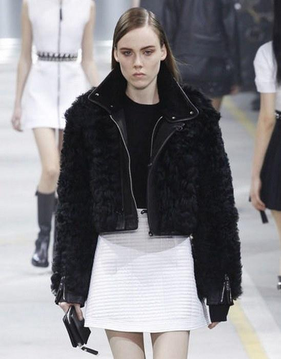 Женская куртка спенсер, фото