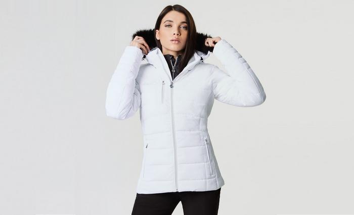 Как подобрать размер женских курток, фото