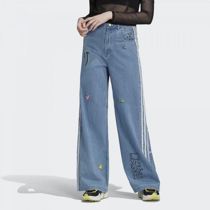 Штаны джинсы женские, фото