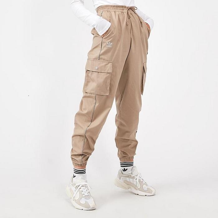 Штаны карго женские, фото