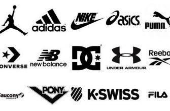 Лучшие бренды кроссовок, фото