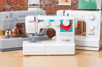 Лучшие швейные машинки для дома, фото