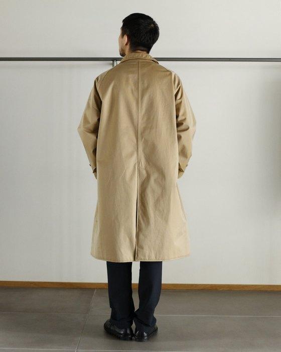 Пальто балмакаан для мужчин вид сзади, фото