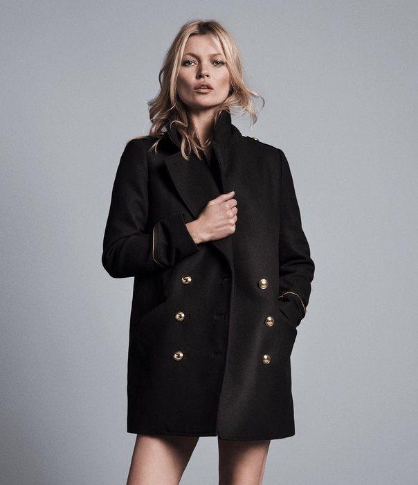 Пальто бушлат для женщин, фото