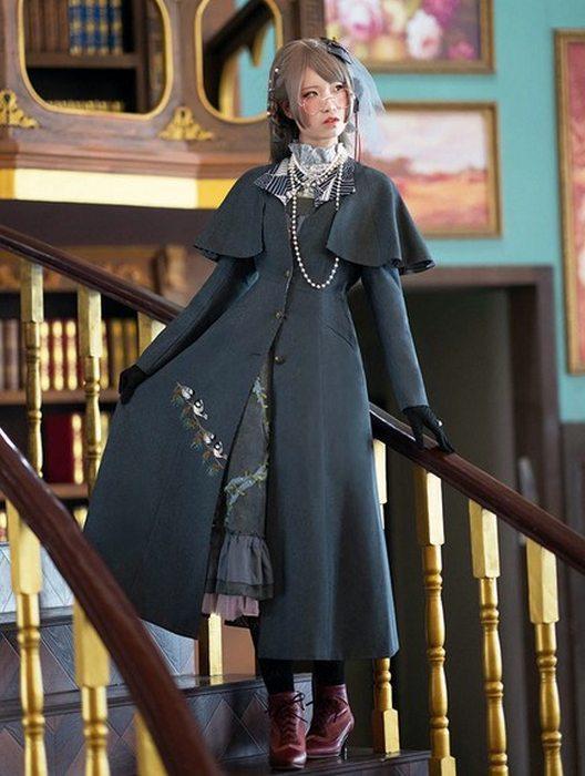 Пальто инвернесс для женщин, фото