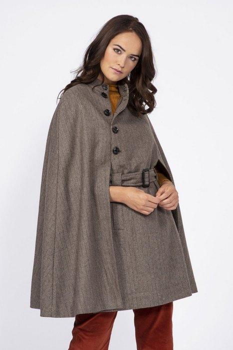 Пальто кейп для женщин, фото