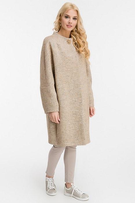 Пальто кокон для женщин, фото