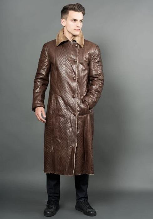 Пальто копар для мужчин, фото
