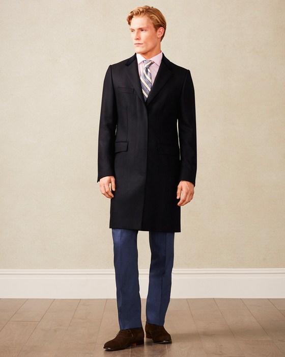 Пальто кромби для мужчин, фото