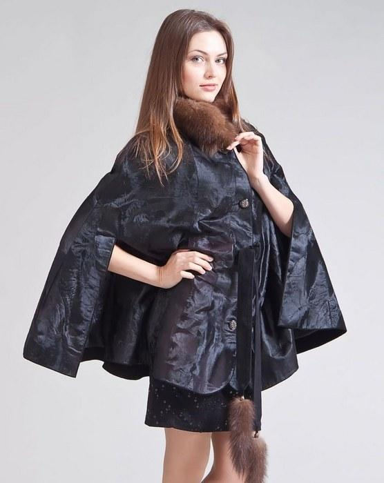 Пальто манто меховое для женщин, фото