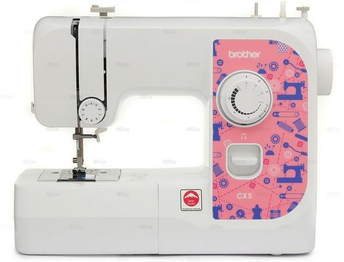 Швейная машинка Brother CX5, фото