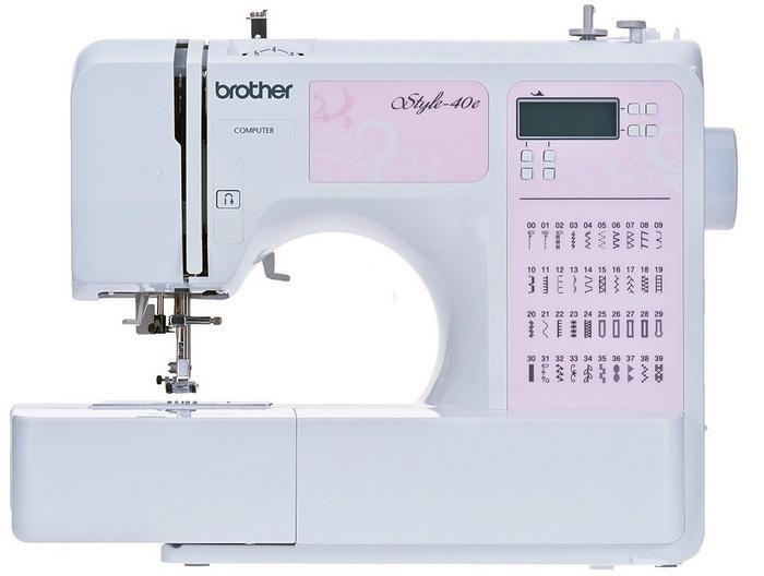 Швейная машинка Brother Style-40e, фото