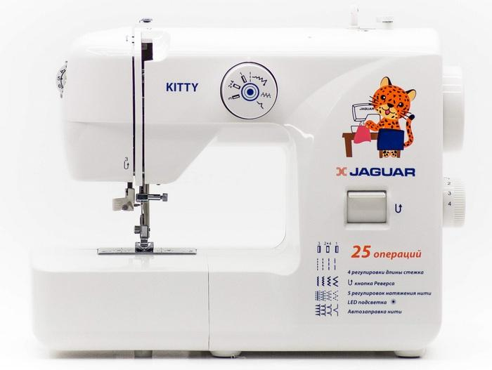 Швейная машинка Jaguar Kitty, фото