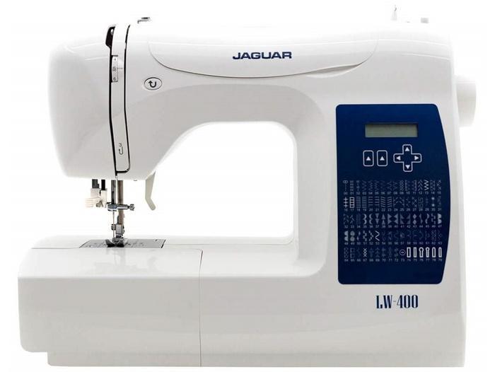 Швейная машинка Jaguar LW-400, фото