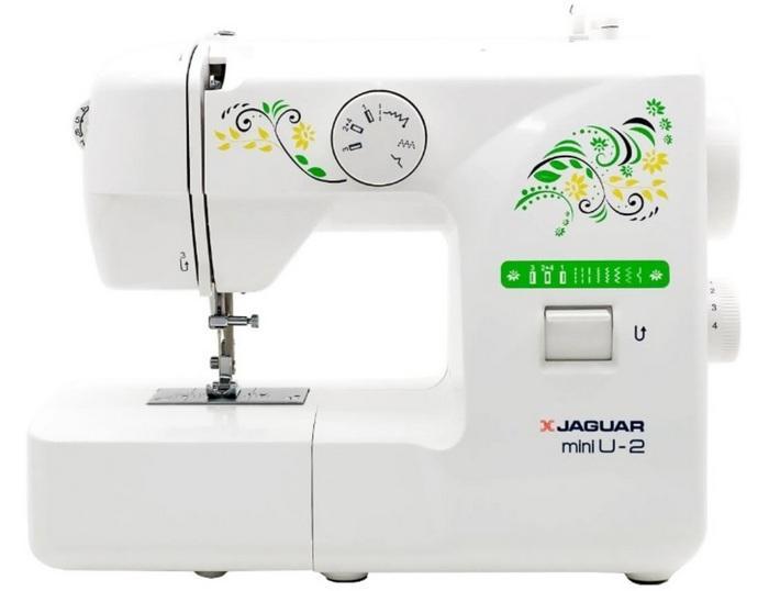 Швейная машинка Jaguar Mini U-2, фото