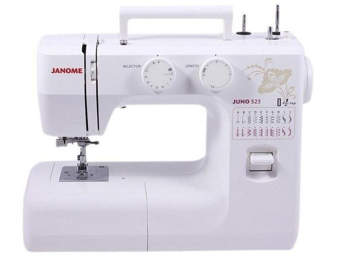 Швейная машинка Janome Juno 523, фото