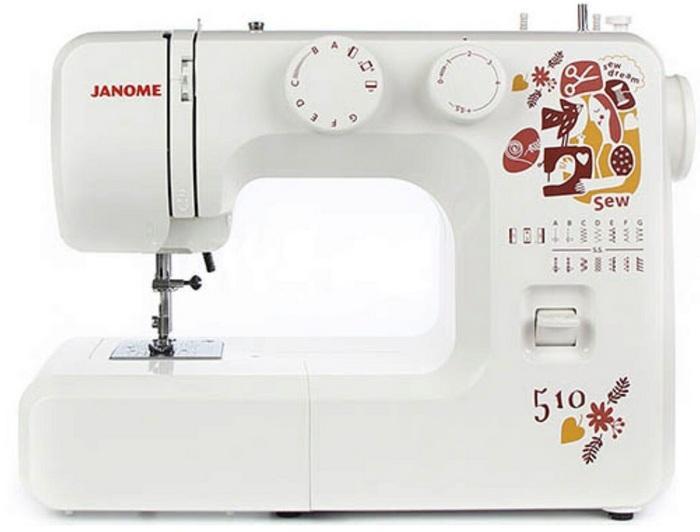 Швейная машинка Janome Sew Dream 510, фото