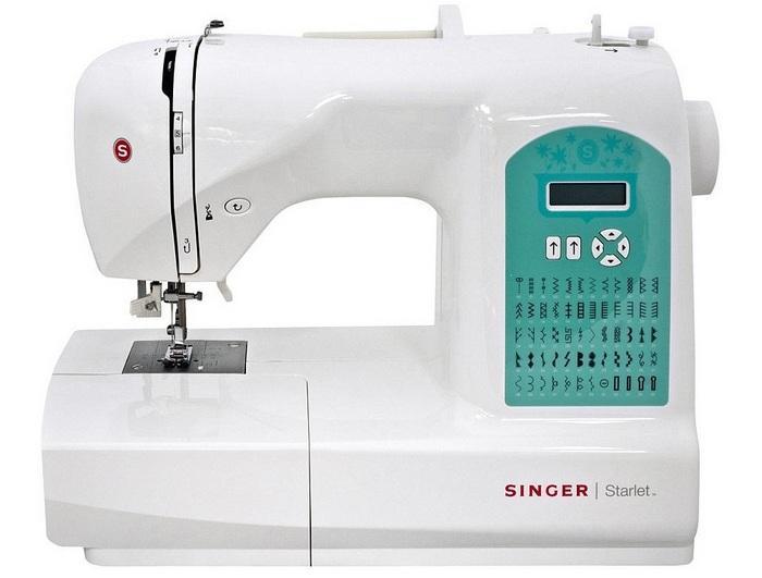 Швейная машинка Singer Starlet 6660, фото