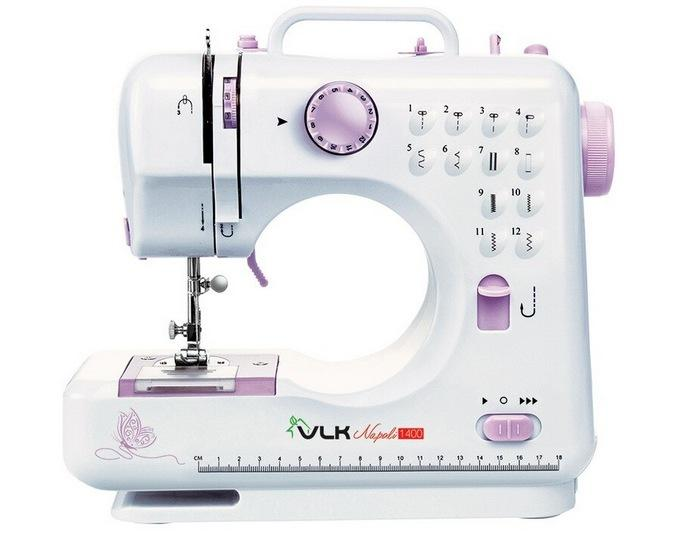 Швейная машинка VLK Napoli 1400, фото
