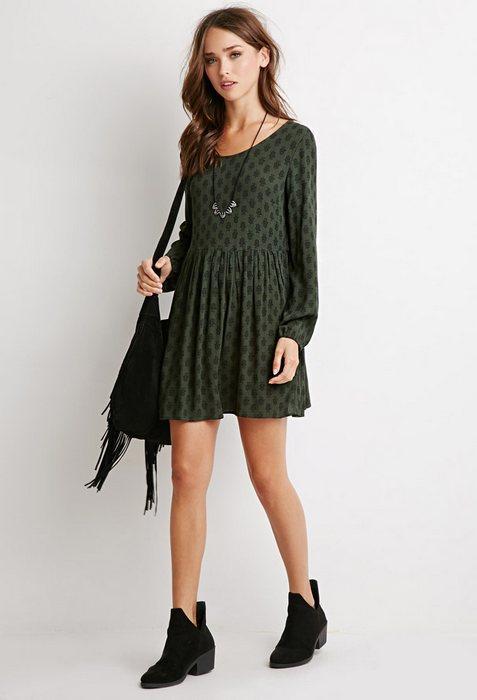 Стиль одежды бэби-долл для женщин, фото
