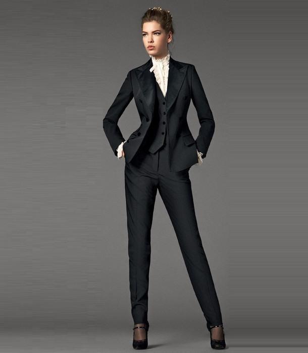 Стиль одежды гарсон для женщин, фото