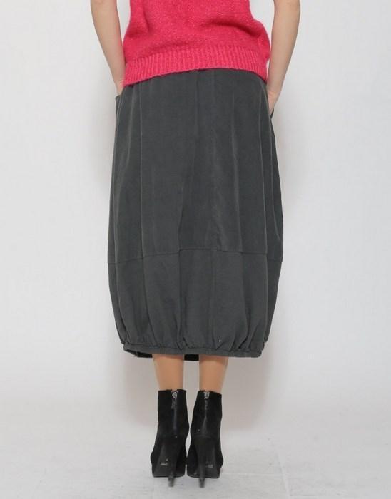 Женская юбка-баллон с карманами, фото