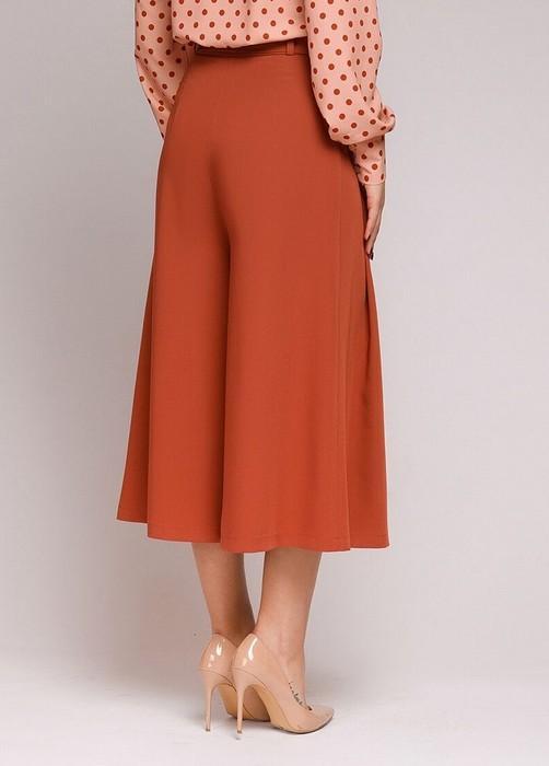 Женская юбка-брюки, фото