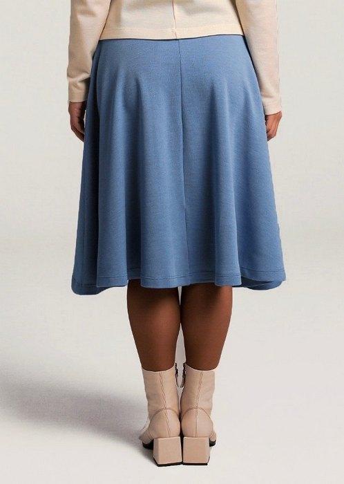 Женская юбка полусолнце, фото