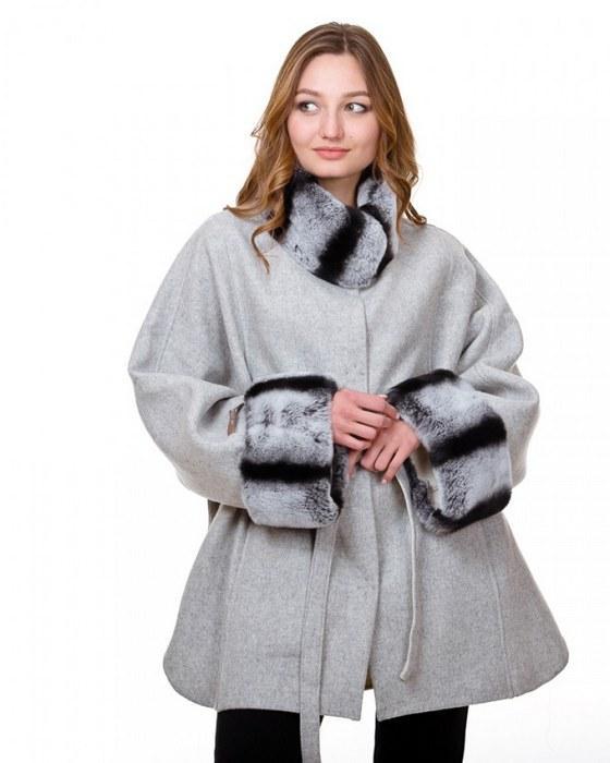 Женское пальто манто, фото