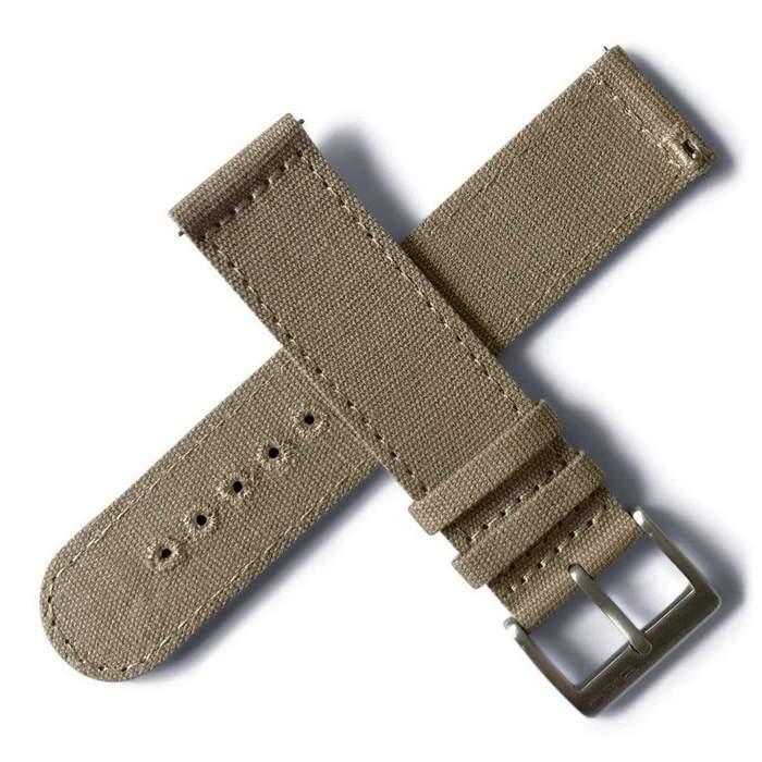 Брезентовые ремешки для часов, фото