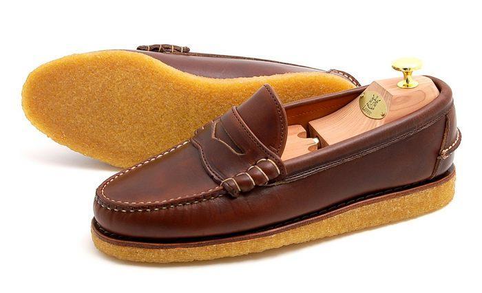Креповая подошва у обуви, фото