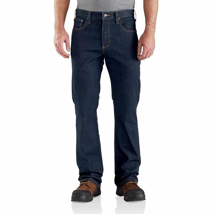 Вид джинсов Boot Cut для мужчин, фото