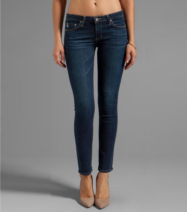 Вид джинсов Дудочки для женщин, фото