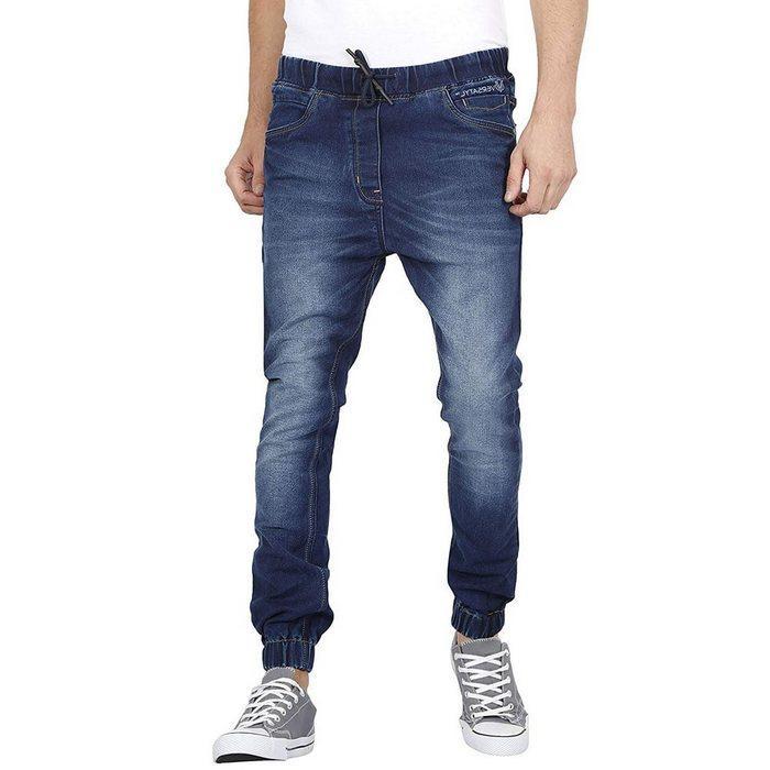 Вид джинсов Джоггеры для мужчин, фото