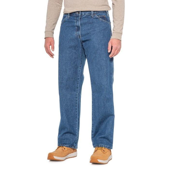 Вид джинсов Loose Fit для мужчин, фото