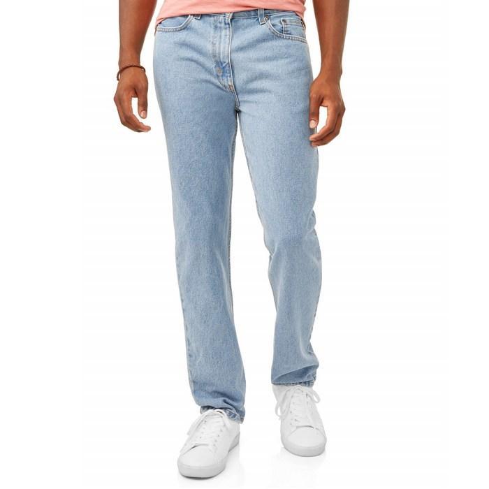 Вид джинсов Regular/classic Fit для мужчин, фото