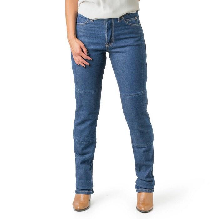 Вид джинсов Regular/classic Fit для женщин, фото