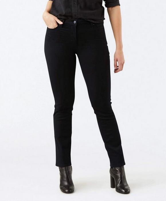Вид джинсов Slim Fit для женщин, фото