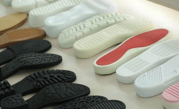 Виды обувных подошв, фото